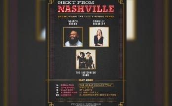 Liverpool gigs - Next In Nashville