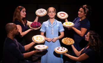 Manchester theatre - Bailey McCall as Jenna in the National Tour of WAITRESS - image courtesy Jeremy Daniel
