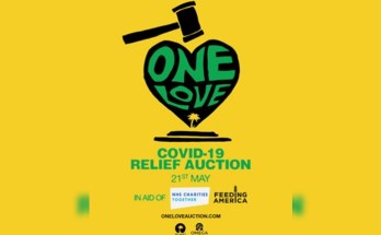 One Love Charity Auction