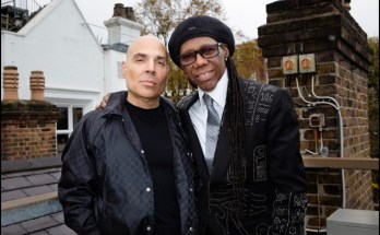 Nile Rodgers and Merck Mercuriadis