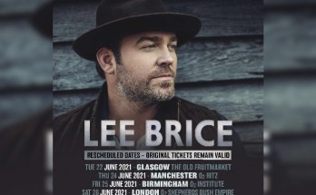 Manchester gigs - Lee Brice at the O2 Ritz