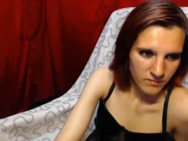 Kinkychristin Live Massage Shaved Pussy Brunette Brown Eyes
