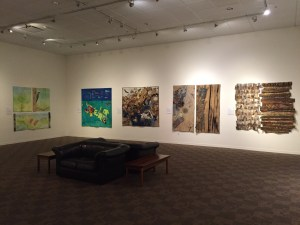 Earth Stories at San Jose Museum of Quilts & Textiles