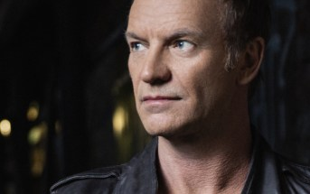 """Sting """"57th & 9th"""" tour comes to Uptown Theater in Kansas City on February 16, 2017"""