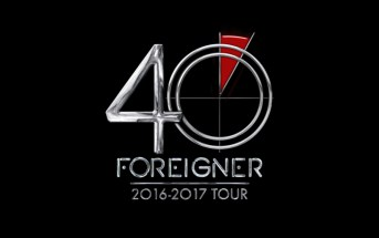 Foreigner celebrates its 40th anniversary with Cheap Trick and Jason Bonham at Starlight Theatre in Kansas City, Missouri on August 15