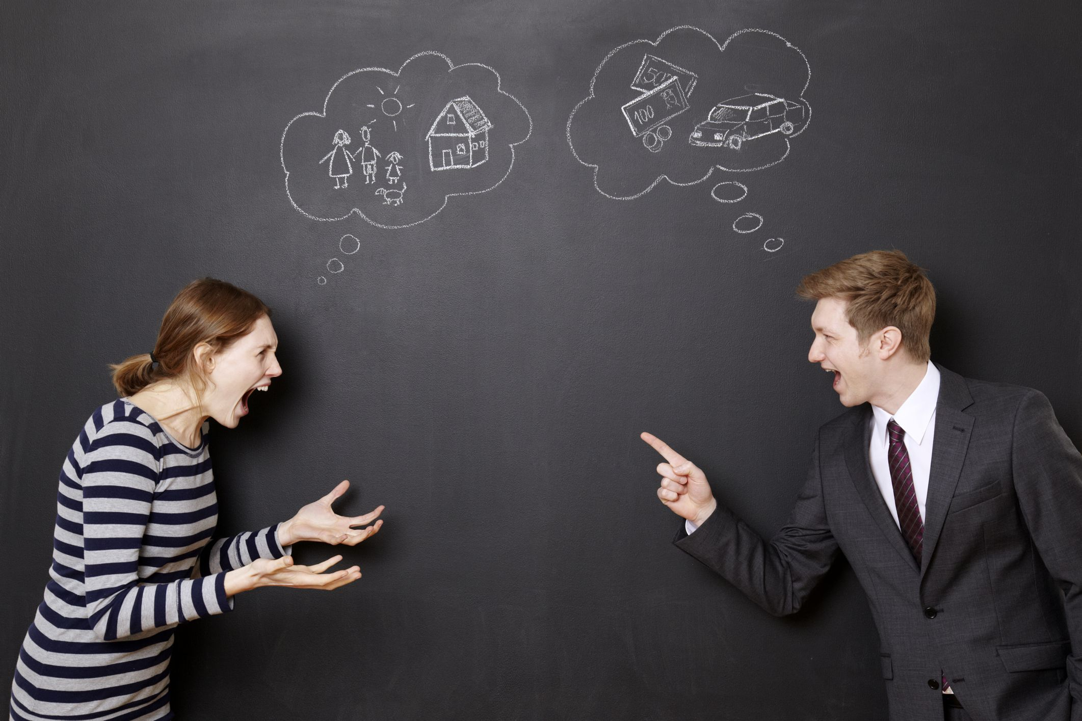 High Conflict Or Malignant Divorce