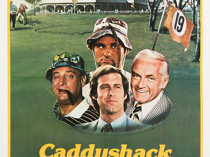 Caddyshack 5 Things We Learn About The Comedy In New Tell All Book