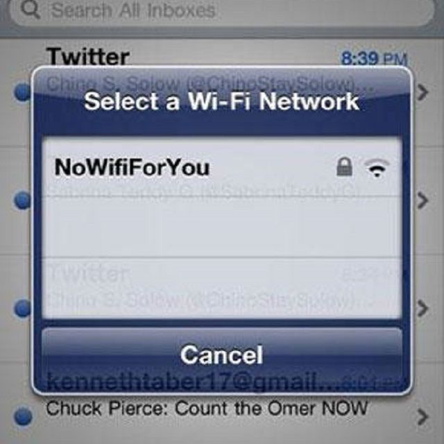 Funny Wifi Names That Will Confuse Your Neighbors