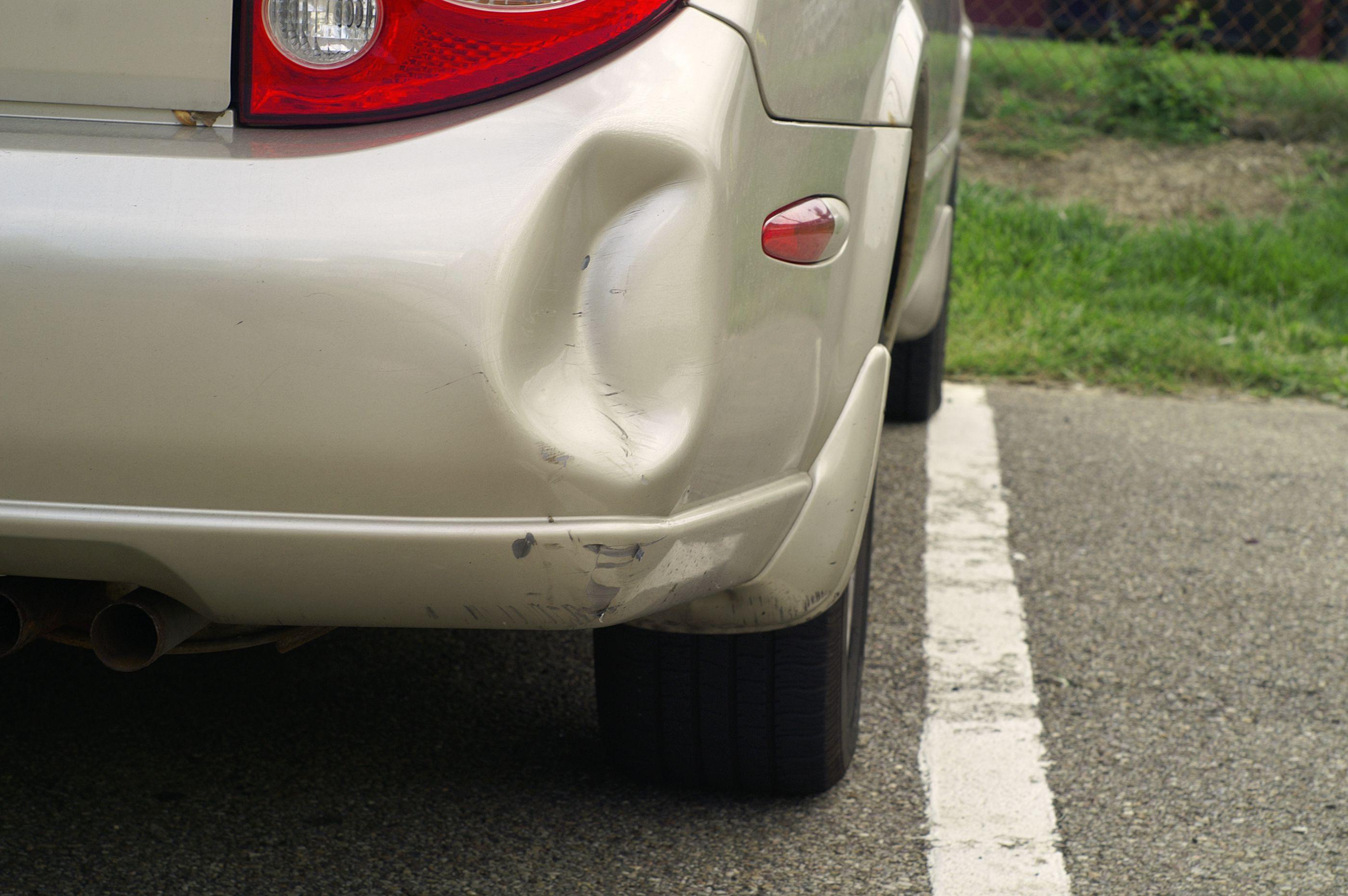 Basic Car Body Dents And Minor Repair Tips