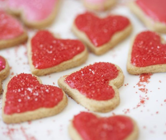 Courtesy Of Getty Images Sweet Treats Are Standard Valentines Day Gifts