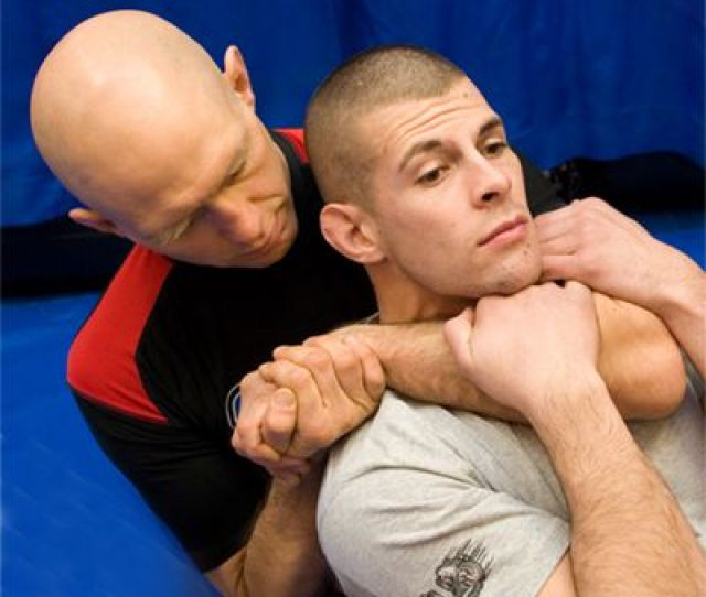 How To Master The Rear Naked Choke In  Steps