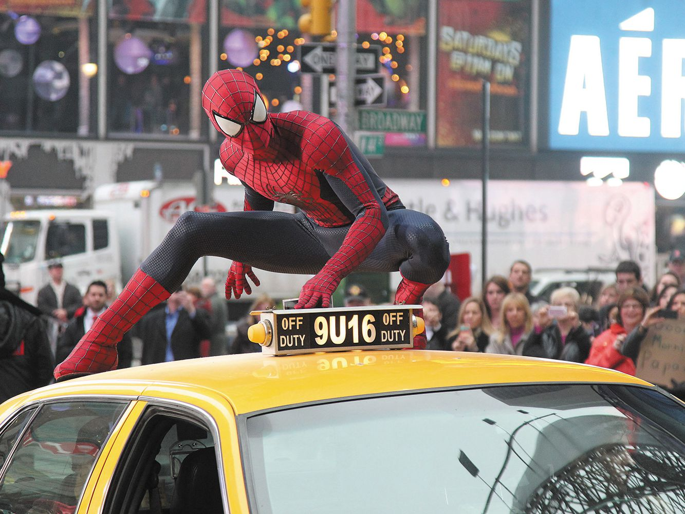 Famous Spider Man Movie Quotes