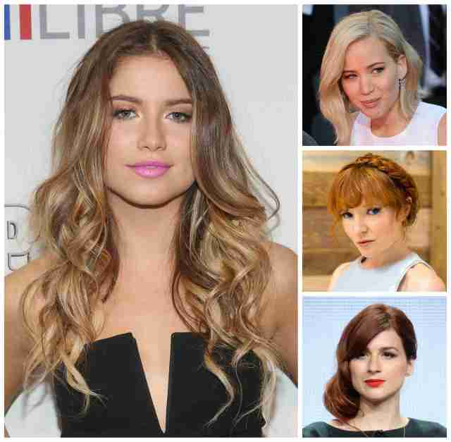 slide show of 2016's biggest hairstyle trends