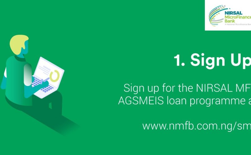 Business Plan for NIRSAL Microfinance Loan Application