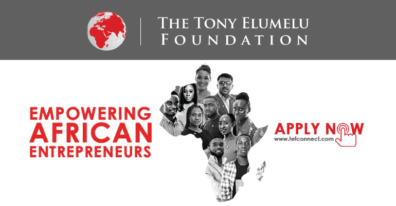 TONY ELUMELU ENTREPRENEURSHIP PROGRAMME 2020 – BUSINESS PLAN TEMPLATE