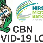 How to Apply for CBN N50bn COVID-19 Support Loan