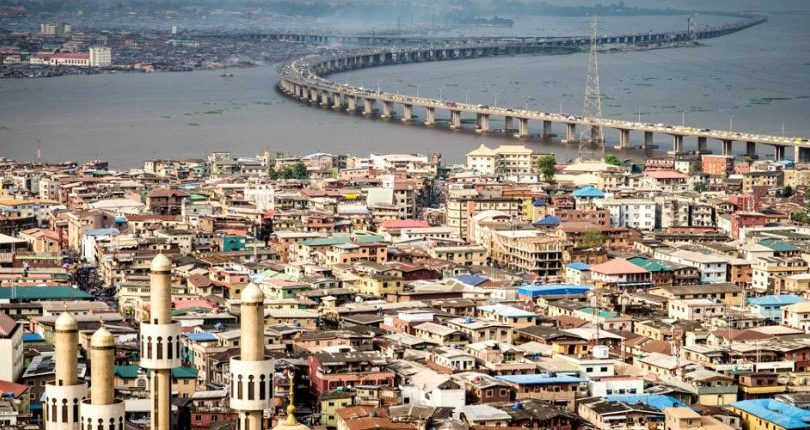 L'embouteillage à Lagos