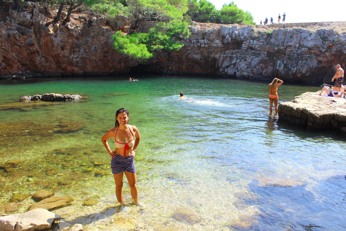 Dead Sea Swimming Hole on Lokrum