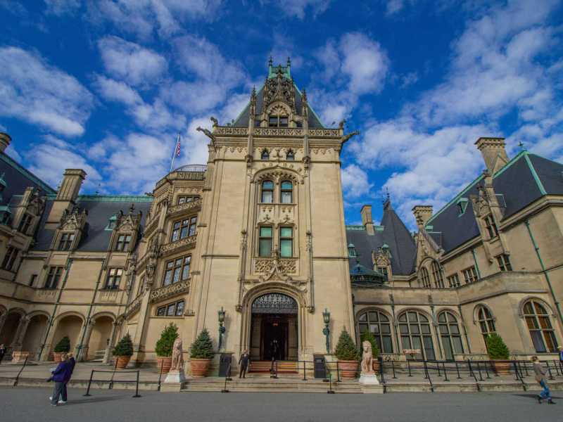 Biltmore with kids