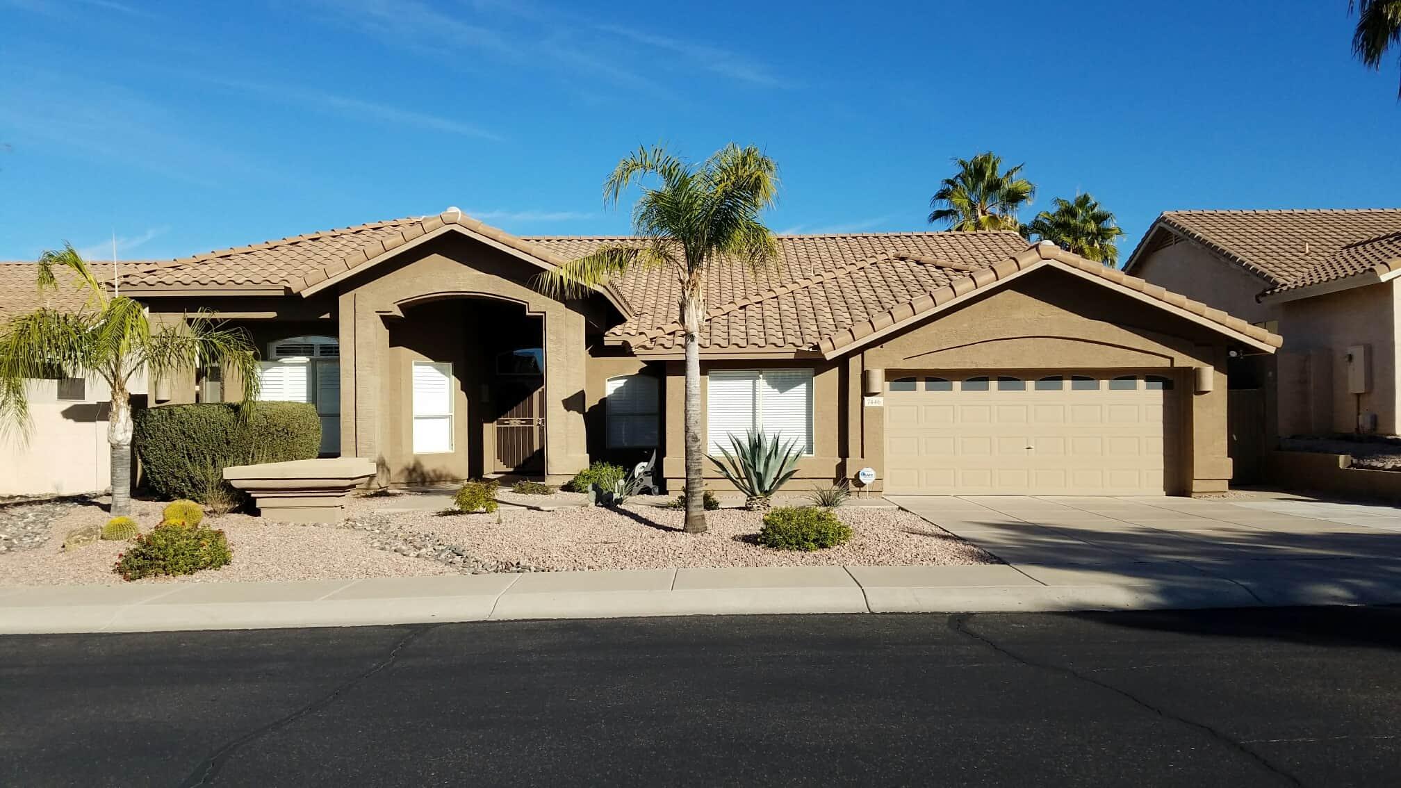 Scottsdale home values
