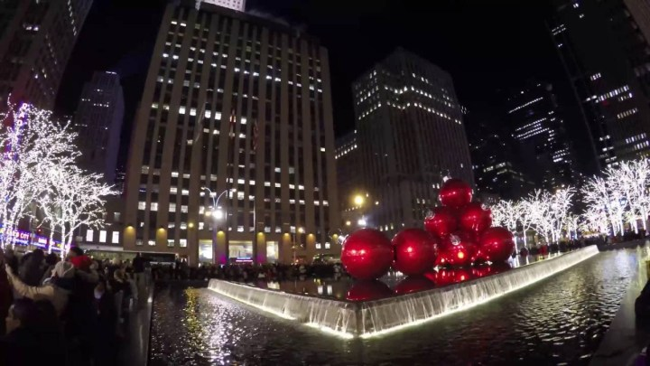 When does new york city decorate for christmas for When does new york start decorating for christmas