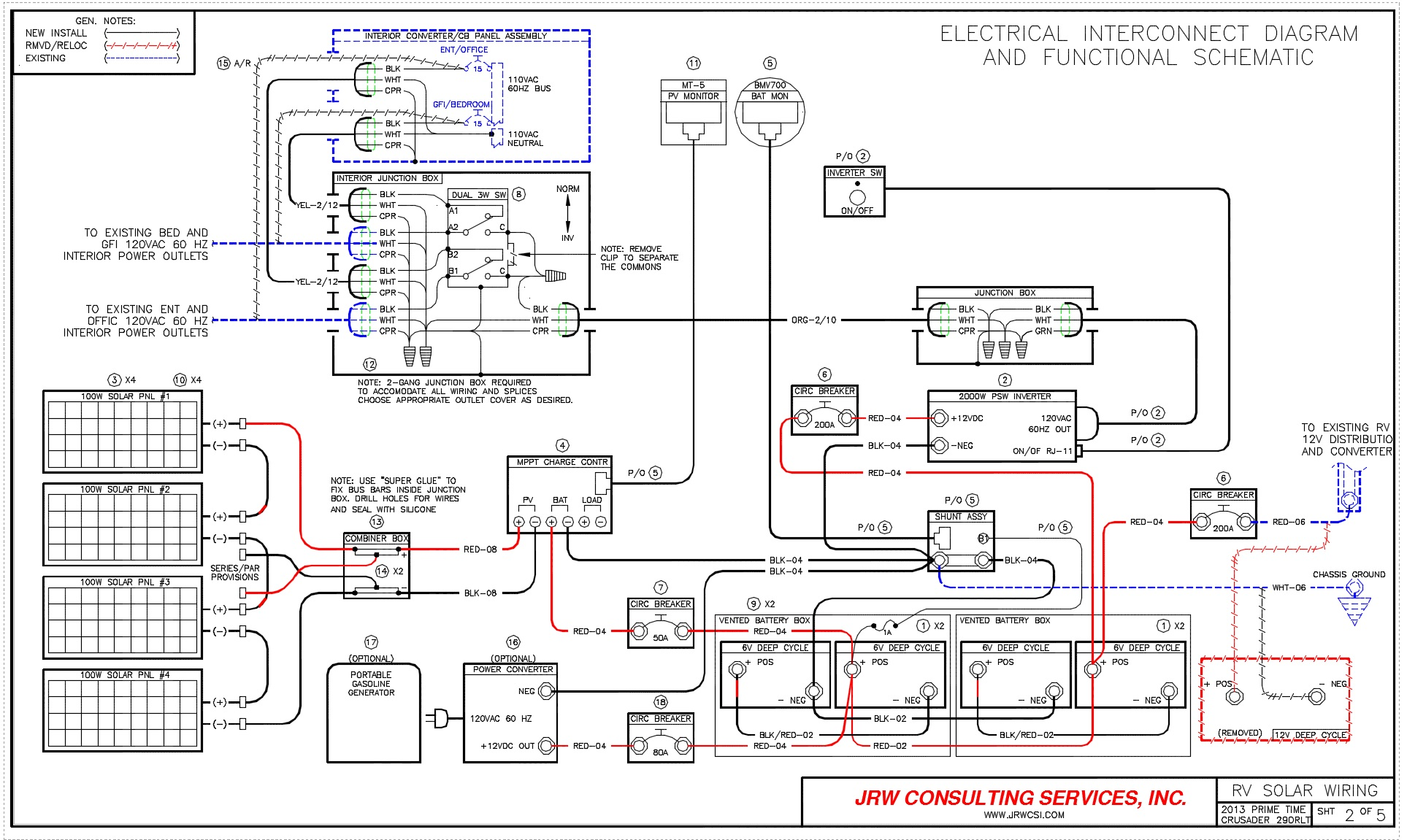 Tiffin Rv Wiring Schematics on chevy wiring diagrams