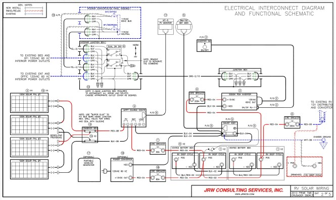 rv inverter charger wiring diagram wiring diagram fb9 wiring diagram rv converter charger replacement source the 12volt side of life part 1