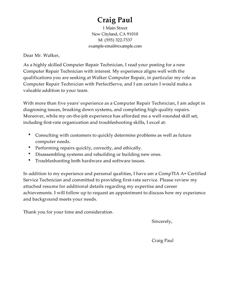 what is the purpose of a good cover letter format of business what ...