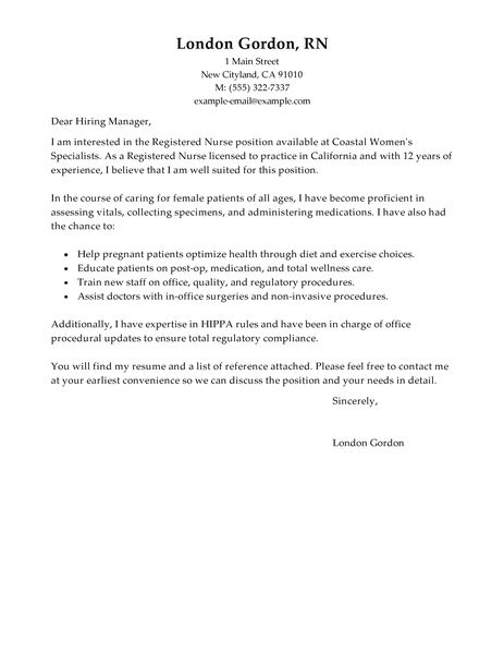 Cover Letter For Admissions Representative] college ...
