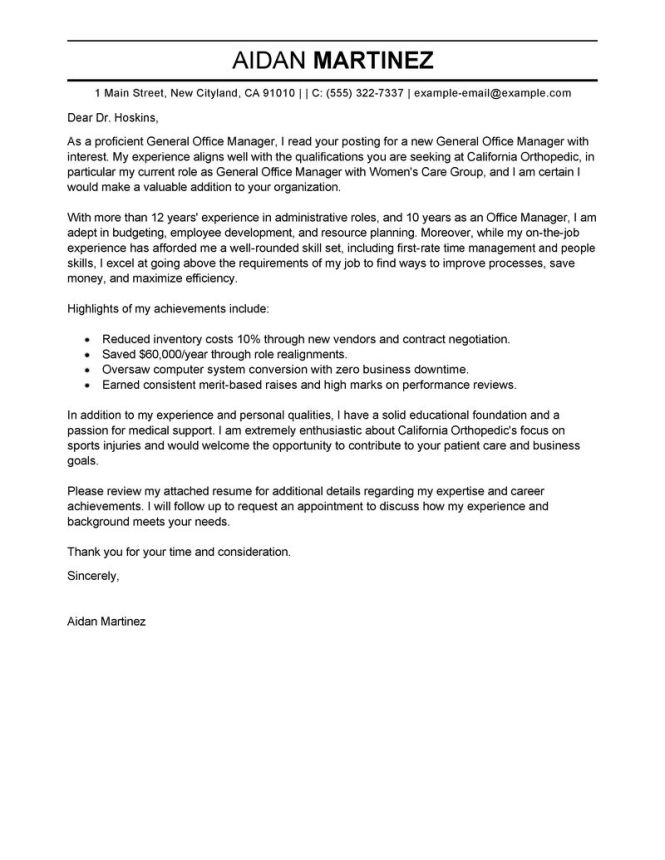 Keeper Cover Letter Sle Area S Manager Esl Energiespeicherl Sungen