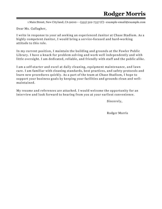 Build A Cover Letter 7 Breathtaking How To 5 In