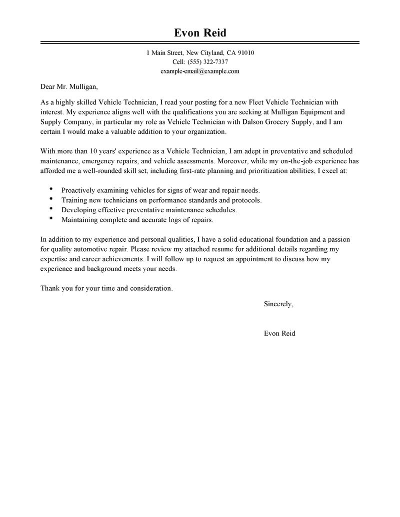 Chemical Technician Cover Letter 6th grade persuasive essay ...