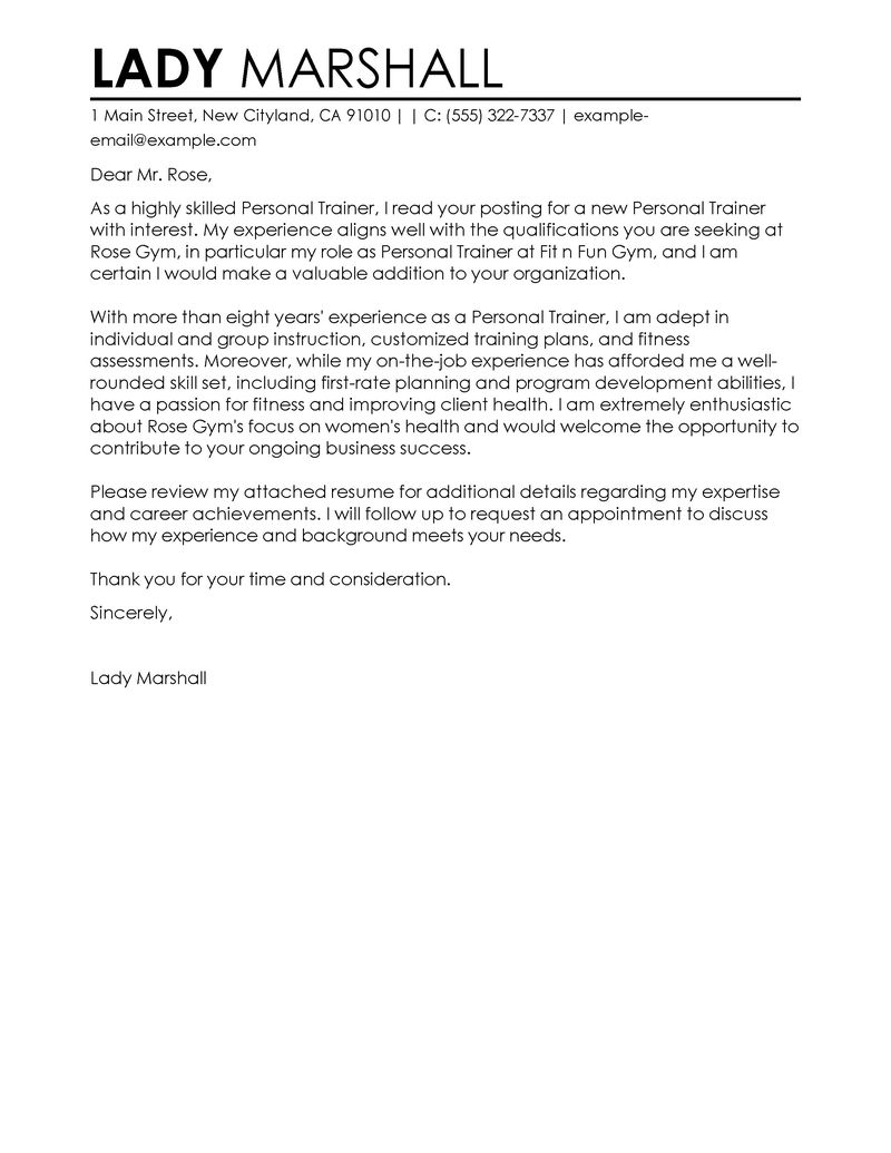 Spa Manager Cover Letter Image collections - Cover Letter Ideas