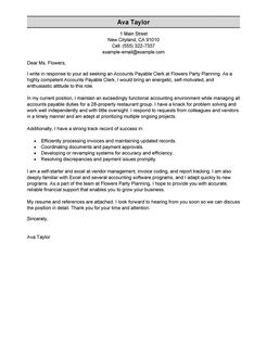 Language Expert Cover Letter