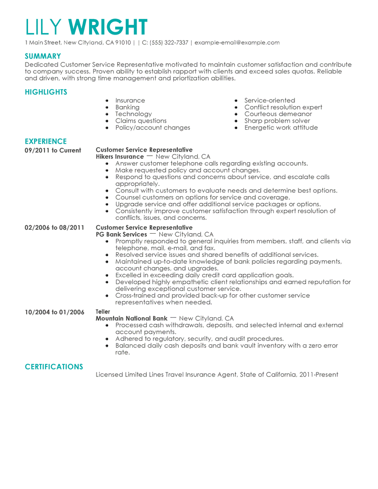 Resume Examples For Bartending. Resume Examples Bar Resume
