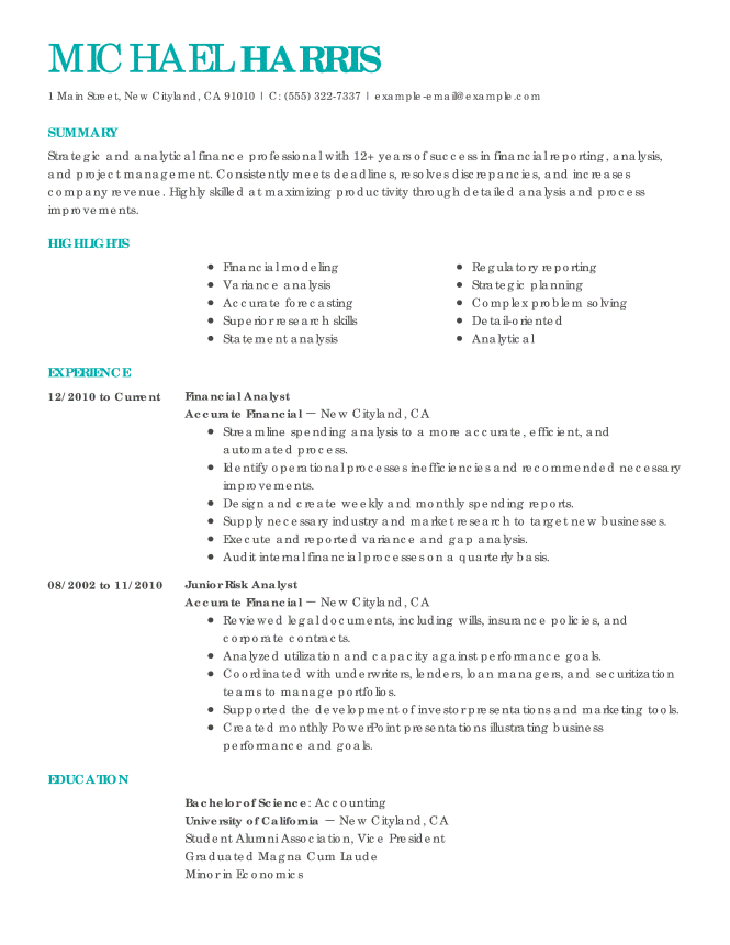 regulatory reporting resume 13 litigation attorney resume how to