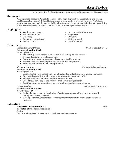 Accounts Manager Resume Format Download. Resume Sample Accounts