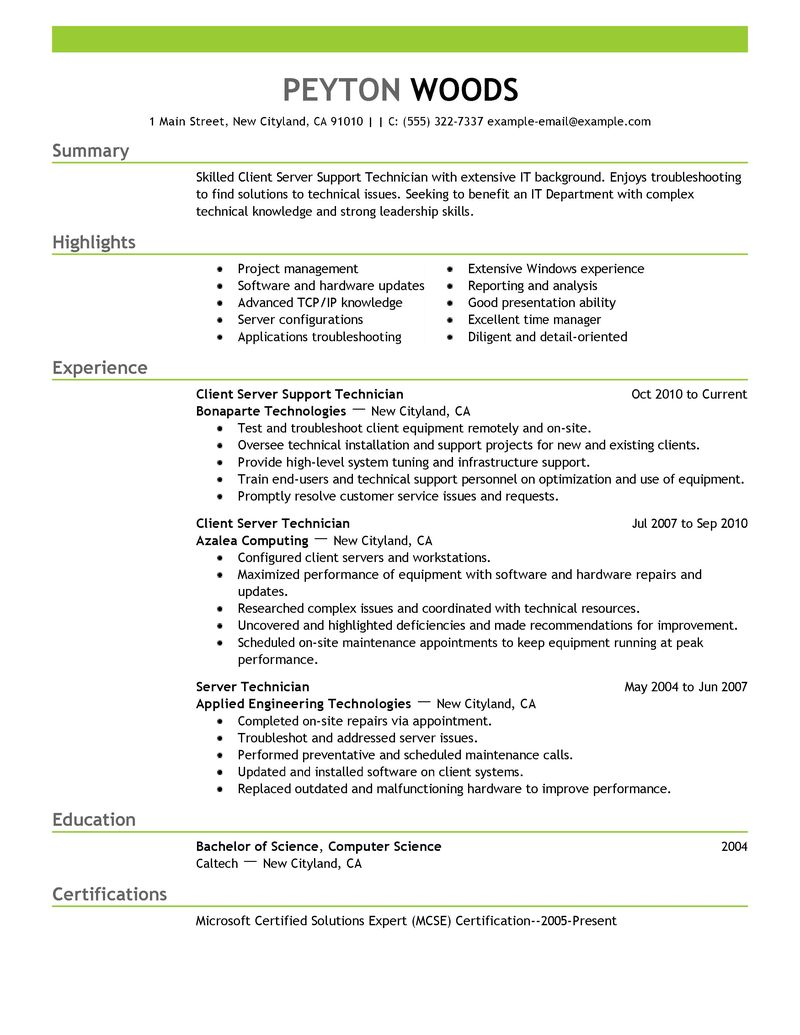 student cover letters examples 2015
