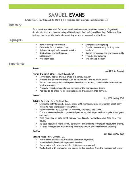 best food manager resume restaurant manager cv hotel resume fast food service resumes customer service manager