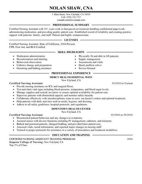 rn nursing skills resume intensive care unit registered nurse sample resume for nursing aide