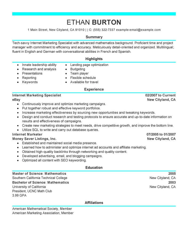 resume bookkeeper sample resume summary hotel hospitality resume