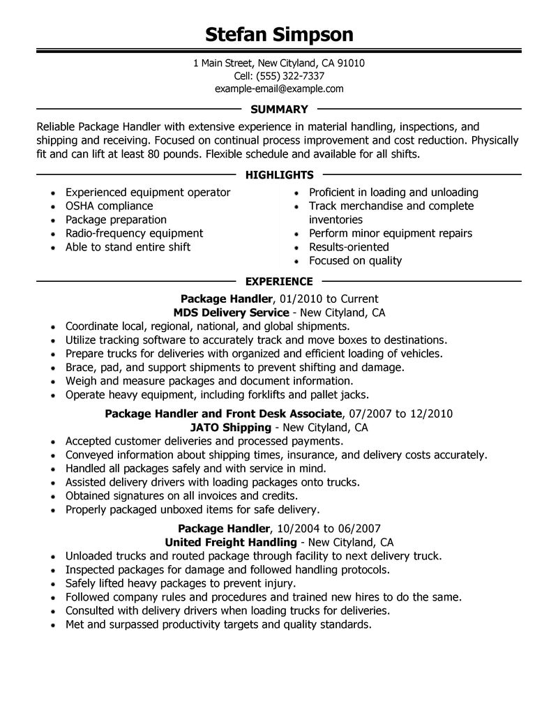 resume Dispatcher Job Description Resume program to grant full kc public library access kcps students busboy resume sample objective examples best images about example pinterest
