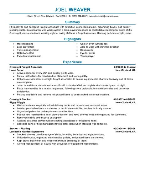 Retail Resumes. Retail Manager Resume Example Retail Manager