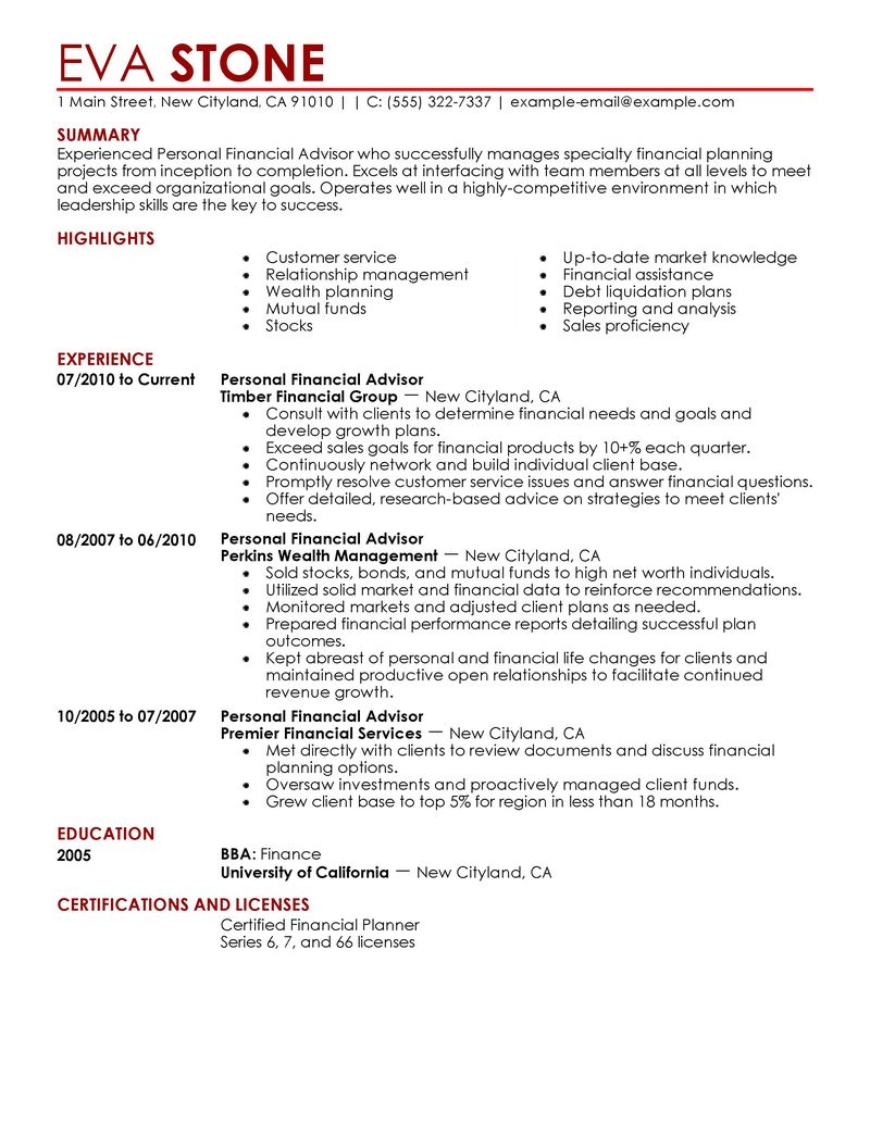 Contracts Specialist Resume Samples  JobHero