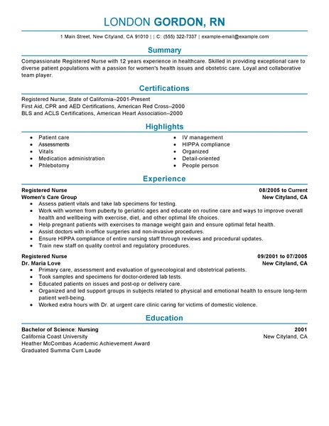 Summary Examples For Resume Pdf Home Care Nurse Sample Resume My Perfect Resume Reviews Excel with Luxury Retail Resume Assistant Nurse Manager Resume Hotel General Manager Resume