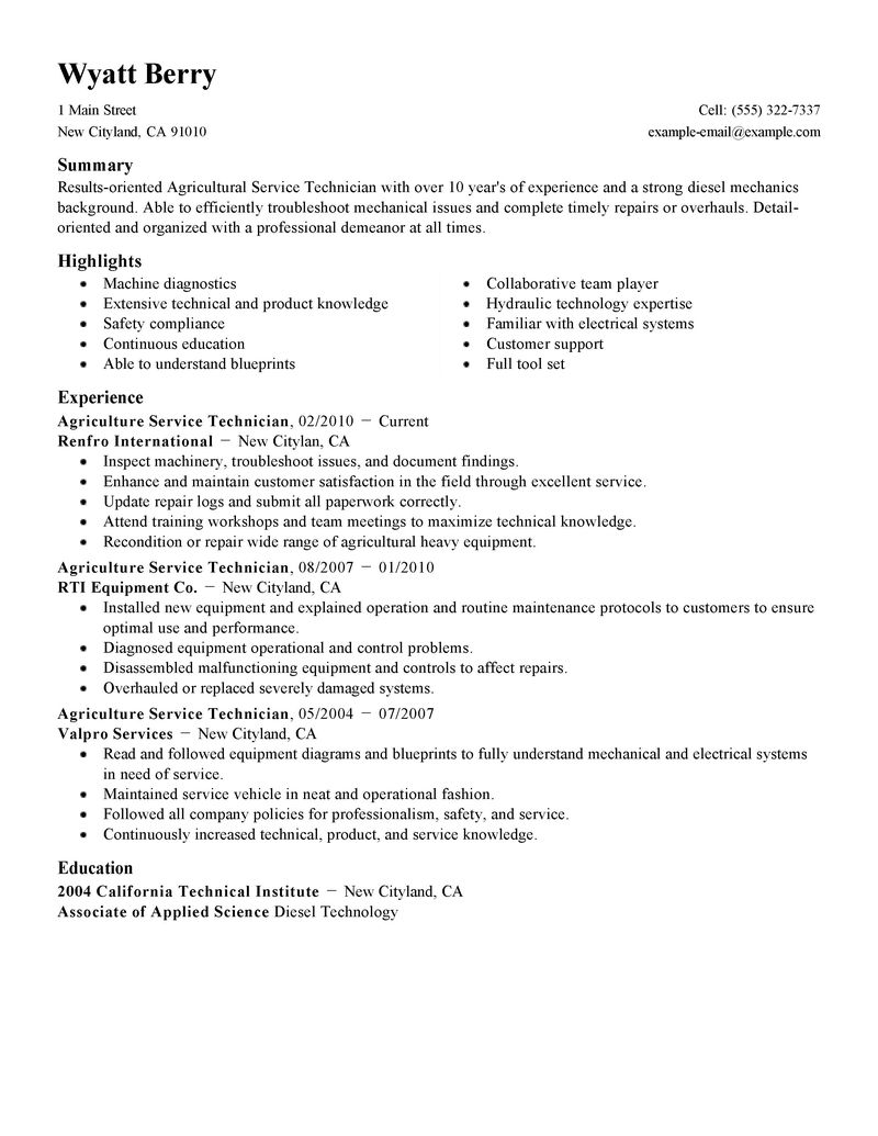 hvac technician cover letter sample