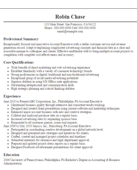 professional resume objectives samples livecareer