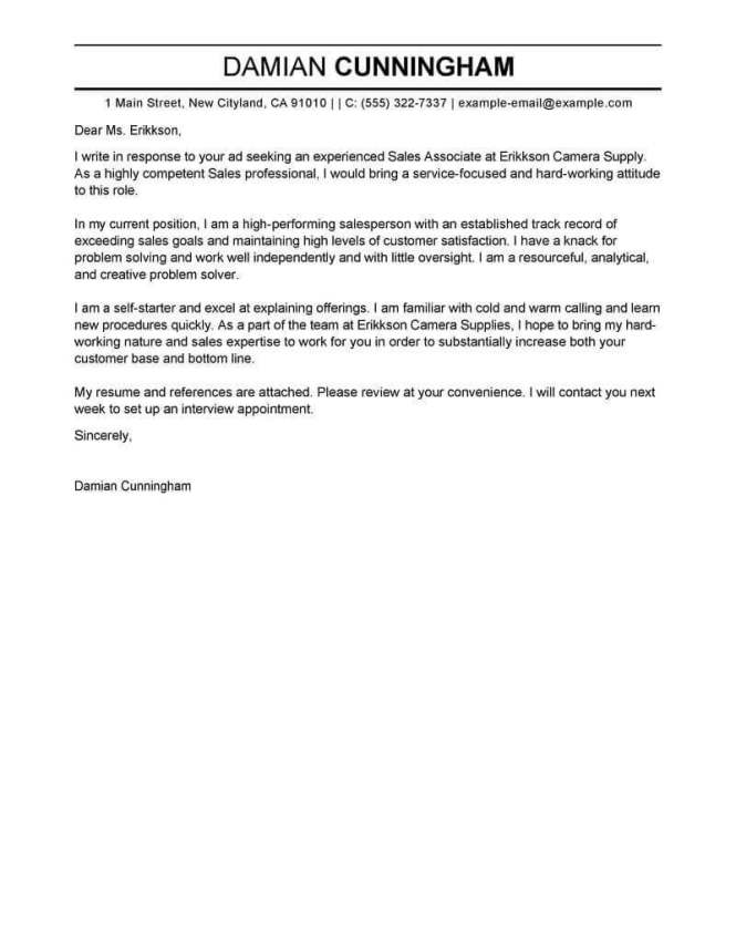 Email Marketing Cover Letter Templates Writing Resume Sle