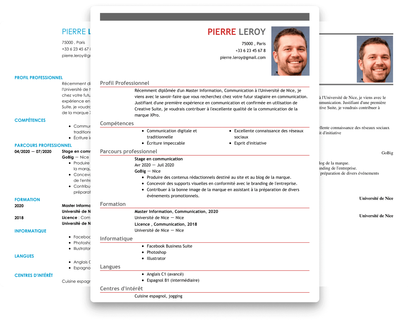 Supply Chain Assistant Cv April 2021