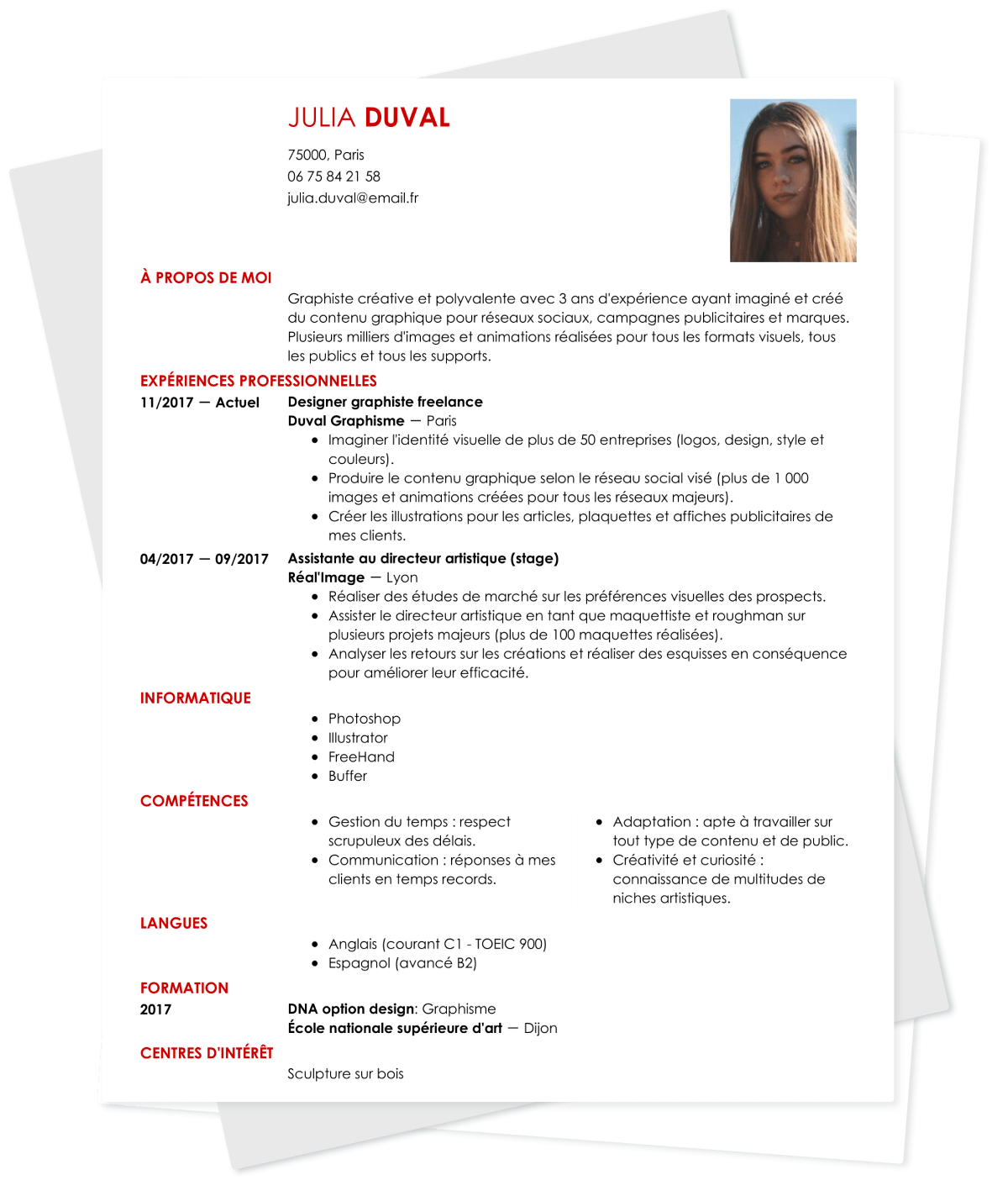 Exemple De Cv Assistant En Relations Publiques Exemples Modeles De Cv
